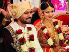 <i>Bigg Boss 10</i>'s Gaurav Chopra Gets Married To Hitisha. See Pic