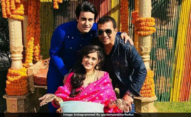 Gautam Rode And Pankhuri Awasthy Are Reportedly Getting Married. Pics Here