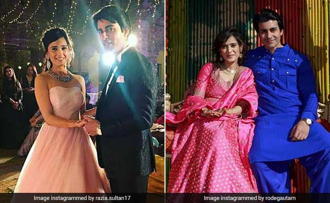 मेहंदी-संगीत से सगाई तक, 12 Photos में देखें 40 वर्षीय 'सरस्वतीचंद्र' की Wedding Album