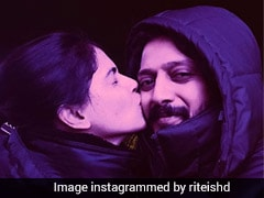Is It Valentine's Day Already? Genelia And Riteish Deshmukh's Loving Posts Make Us Believe So