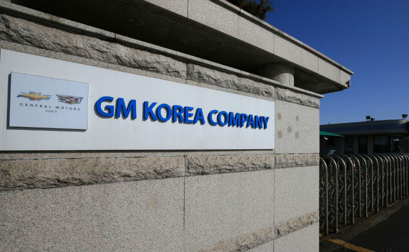 GM plans South Korea investment after Trump takes credit for plant closing