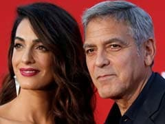 Clooneys Open Wallets As Celebrities Attack Family Separations