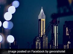 Gevora Hotel: सोने के दरवाजे से लेकर पूल बार तक, ये है दुनिया का सबसे ऊंचा होटल