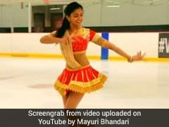 Deepika Padukone, You Need To See This Skater's <i>Ghoomar</i> On Ice