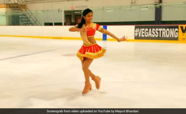 Deepika Padukone, You Need To See This Skater's Ghoomar On Ice