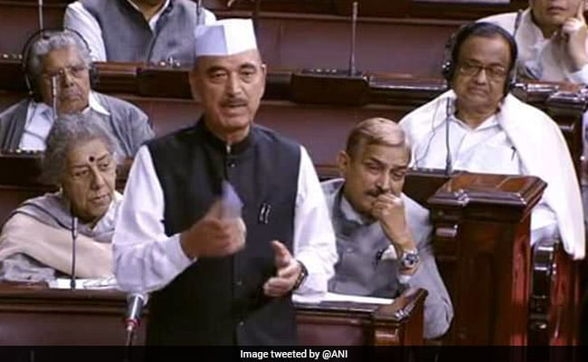 Don't Convert Rajya Sabha TV Into BJP-TV: Congress