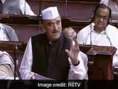 Security Situation Has Worsened In Jammu And Kashmir: Congress In Rajya Sabha