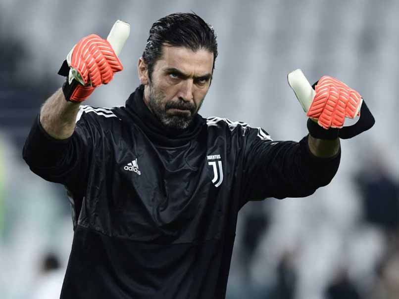 Gianluigi Buffon Ready To Play Again For Italy