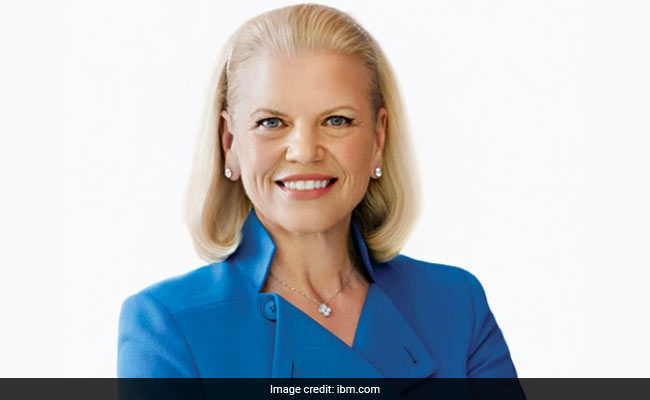 Want To Be Known As IBM CEO, Not Company's First Woman CEO: Ginni Rometty