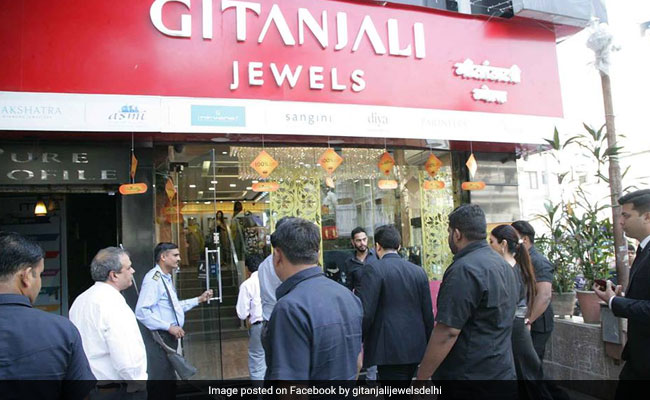 Gitanjali Gems breaches lower circuit; premises searched in PNB fraud