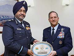 "India A ""Central Strategic Partner"" In Indo-Pacific, Says US Air Force Chief"