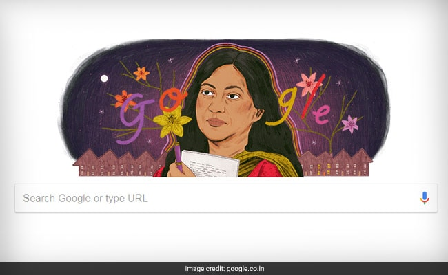 Google Doodle: Google Celebrates Work And Life Of Kamala Das With A Doodle