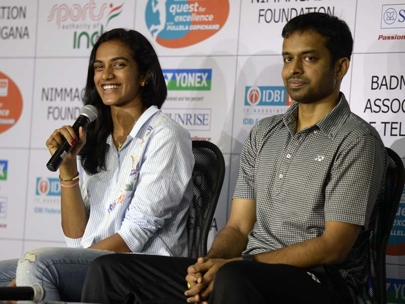 Cant Term PV Sindhus Defeats As Failures If Progress Is Made, Says Gopichand