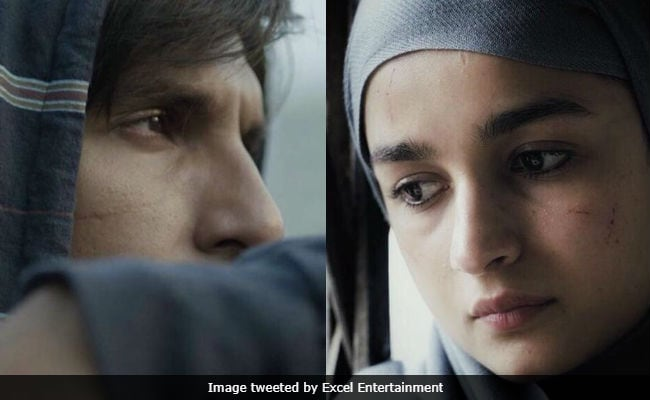Gully Boy First Look: Ranveer Singh And Alia Bhatt, Why So Sad?