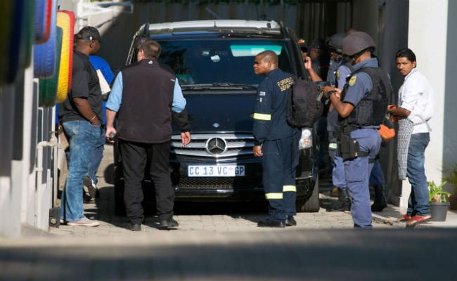 South African Police Issue Arrest Warrant For Ajay Gupta