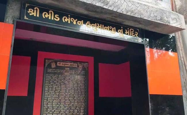 In Ahmedabad, Muslim Businessman Renovates 500-Year-Old Hanuman Temple