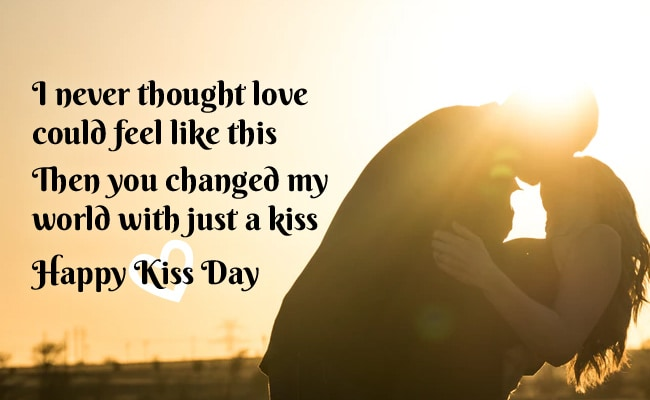 Happy Kiss Day 2018 Images Wishes Messages Quotes Gifs Sms