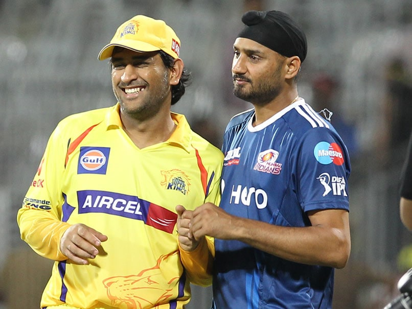 IPL 2018: Harbhajan Singh Lists Why He Thinks MS Dhoni Is A Great Captain
