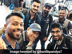 India Vs South Africa: Hardik Pandya's Selfie With MS Dhoni Reflects Upbeat India's Keenness To Make It 4-0