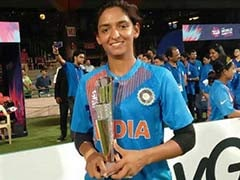 India Woman Cricketer Harmanpreet Kaur Set To Bat For Punjab Police