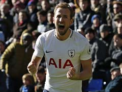 Premier League: Harry Kane Scores Late Winner As Tottenham Beat Crystal Palace