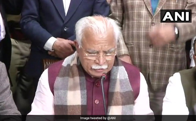 Haryana Decides To Increase Salary Of Guest Teachers