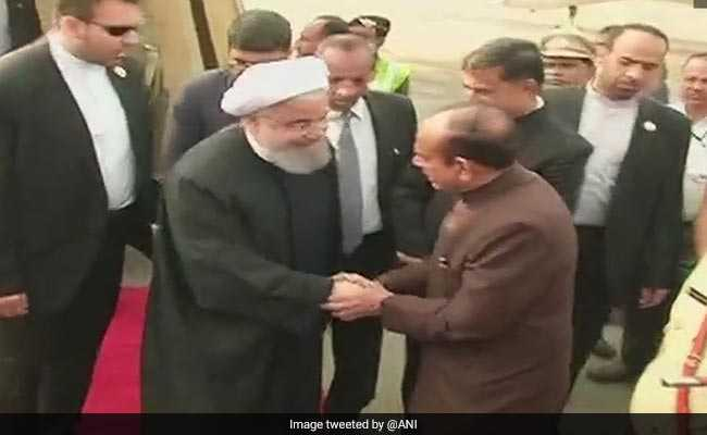 Highlights: Hassan Rouhani Visits Hyderabad As He Begins 3-Day India Visit