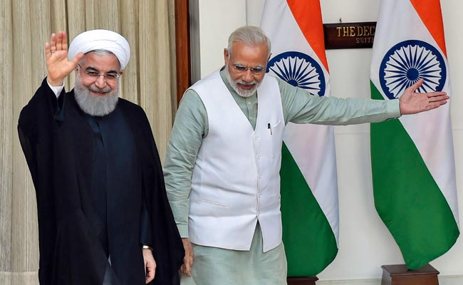 India, Iran Have Common Stance On Terrorism: Hassan Rouhani