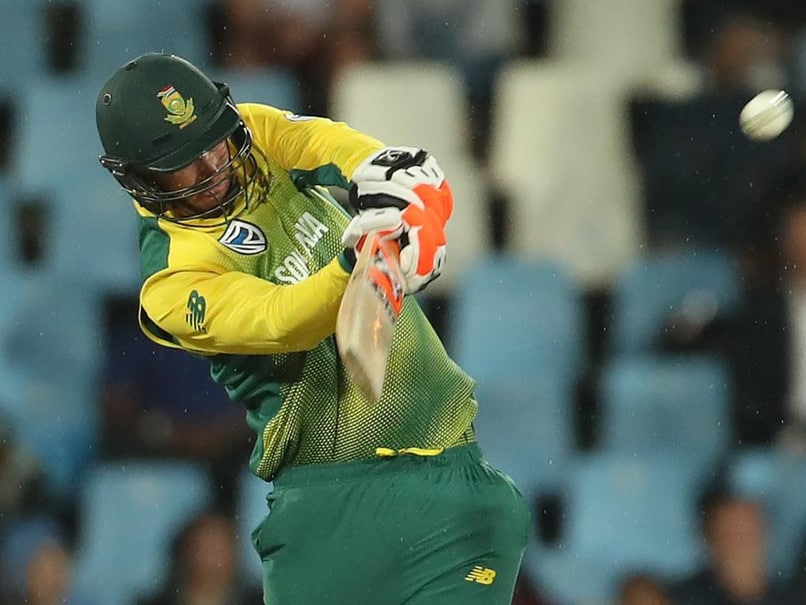 South Africa beat India by 6 Wickets, level 3 match series 1-1