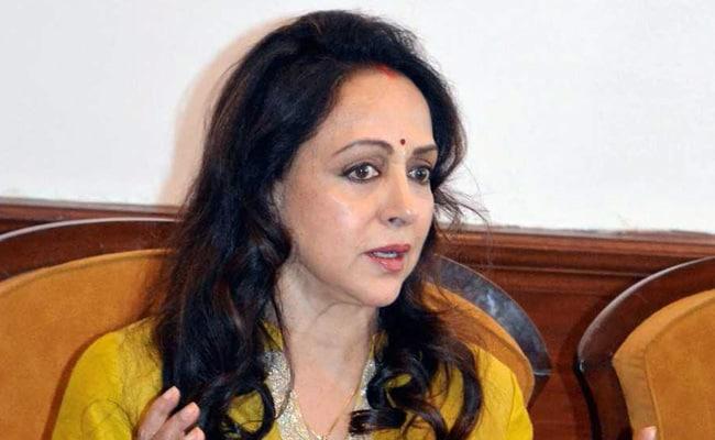 BJP सांसद हेमा मालिनी से पूछा गया, 'क्या आप मुख्यमंत्री बनेंगी', मिला यह जवाब...