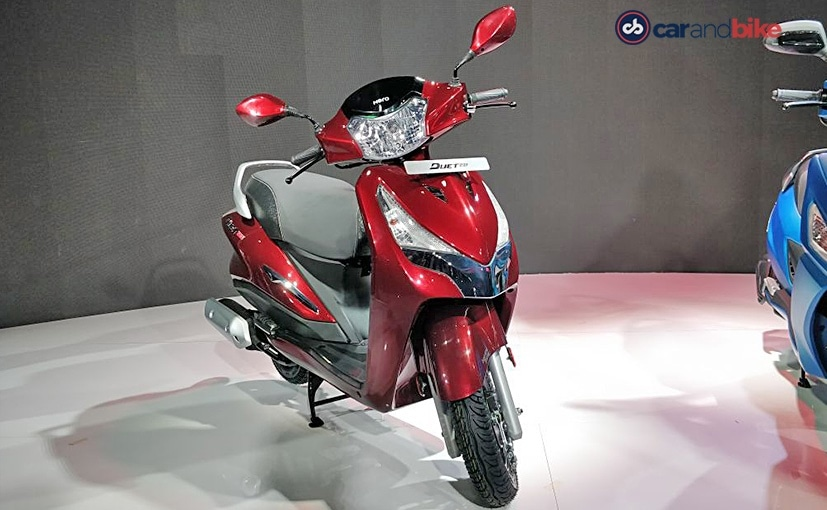 Hero Destini 125 India Launch Highlights: Images, Specifications, Features, Price