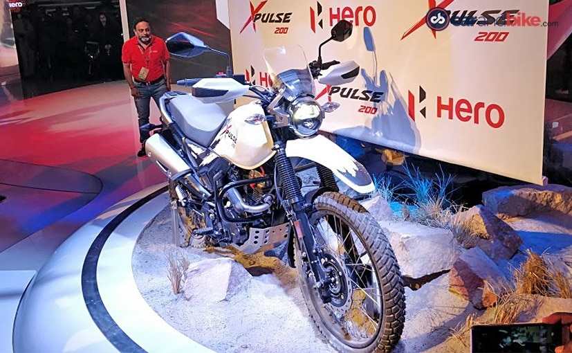 Hero XPulse 200, XPulse 200T Launch Date Revealed