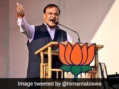 Himanta Biswa Sarma, A Congress Rebel, Now BJP's Key Strategist In Northeast