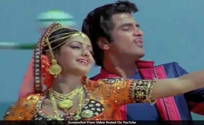 Sridevi Died A Day Before Himmatwala Anniversary. Co-Star Jeetendra's Memories Of Her