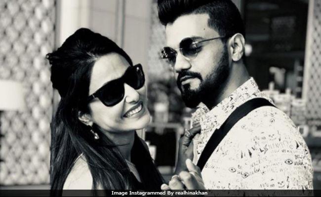 Bigg Boss 11's Hina Khan And Boyfriend Rocky Are Holidaying In Sri Lanka