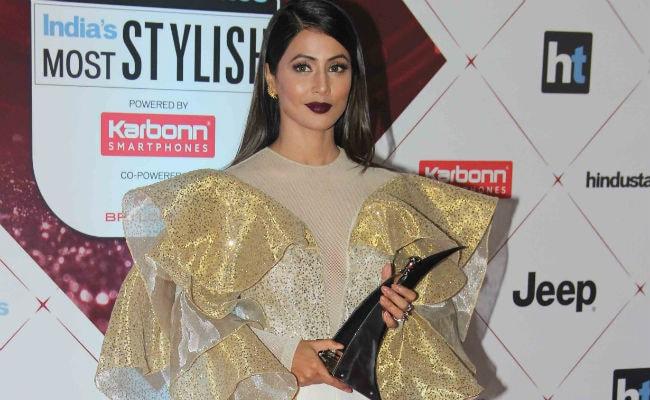 Bigg Boss 11's Hina Khan To Walk The Ramp At Lakme Fashion Week