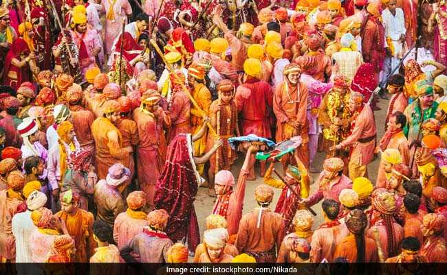 Holi 2018: How 'Festival Of Colours' Is Celebrated In Mathura And Vrindavan