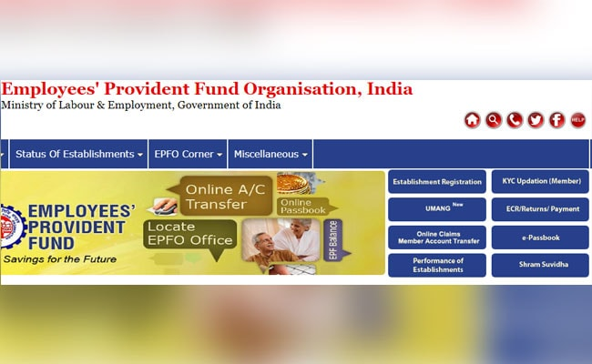 Image result for EPF Interest Rate, Online Balance Check, Passbook, Latest EPFO Initiatives