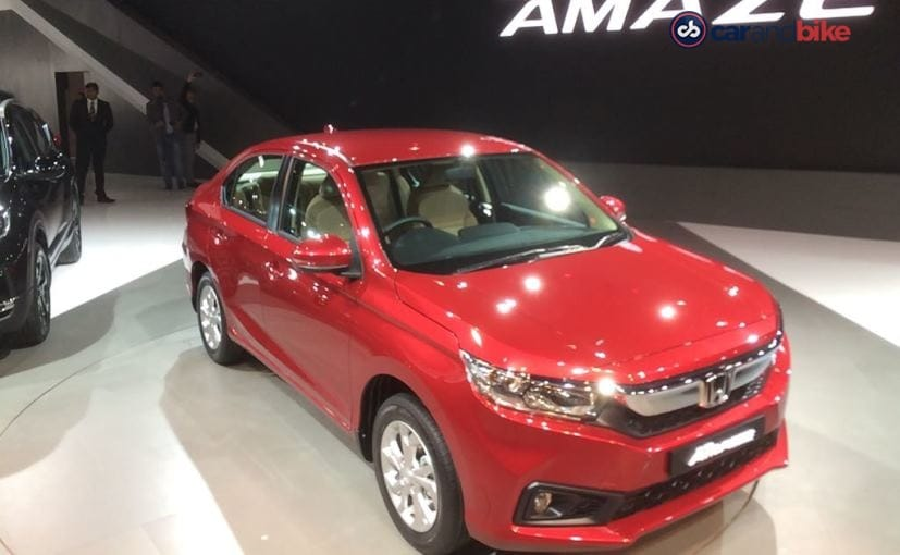Honda Amaze - 2nd-gen model debuts in India