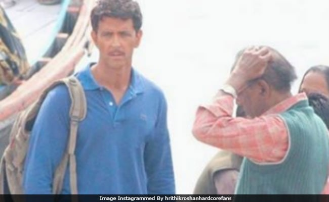 Hrithik Roshan, Is That You? See New Pic From Super 30 Set