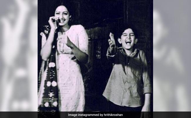 Sridevi: ऋतिक रोशन ने कहा, उन्हें देखकर मैं नर्वस हो गया था...और वे हंसती रहीं