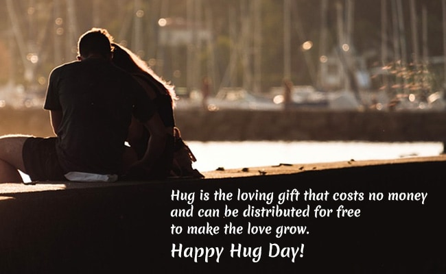 Happy Hug Day 2018 Wishes Messages Sms Quotes Images Pics And