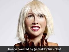 Humanoid Sophia Picks Shah Rukh As Her Favourite Actor