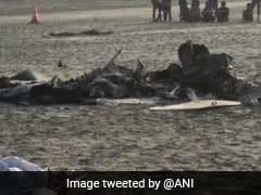 2 Air Force Pilots Die Trying To Make Emergency Landing In Assam Island
