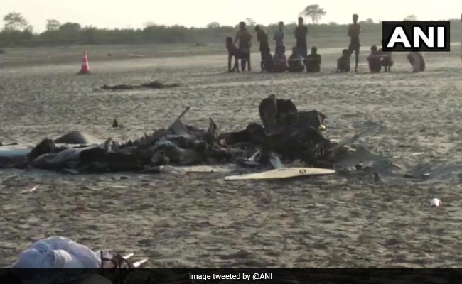 2 Air Force Pilots Die Trying To Make Emergency Landing In Assam Island