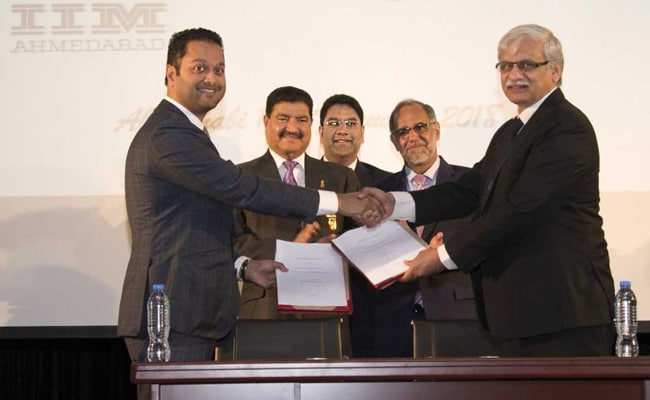 First International Extension Center Of IIM Ahmedabad To Come Up In Dubai