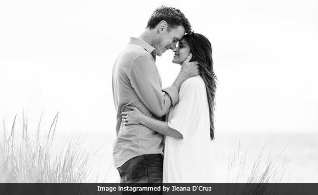 Ileana D'Cruz Was Asked If She's Married To Andrew Kneebone  She Said