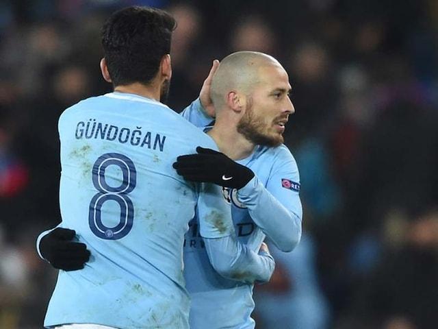 Champions League: Ilkay Gundogan Shines As Manchester City Run Riot At Basel