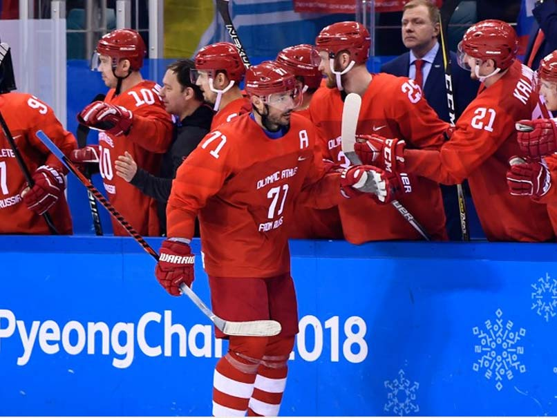 Winter Olympics 2018: Russia Blank USA In Intense Hockey Showdown