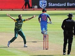 IND VS SA 4TH ODI:  इमरान ताहिर का भारतीय प्रशंसक पर नस्लीय टिप्पणी का आरोप, VIDEO में देखिए दर्शकों से जोरदार बहस